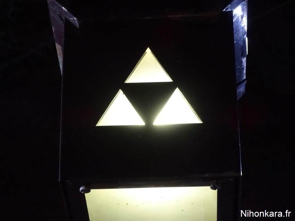 Triforce à Kamakura