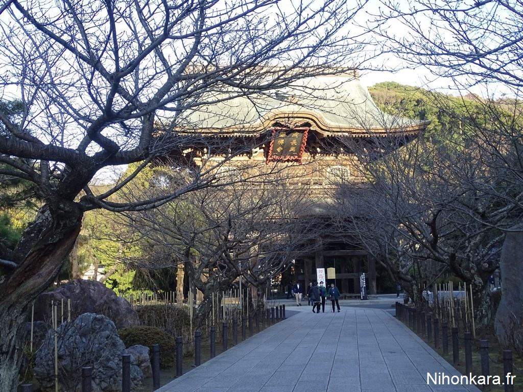 Voyage à Kamakura
