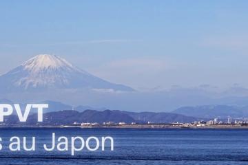 PVT Japon - bilan 2 mois