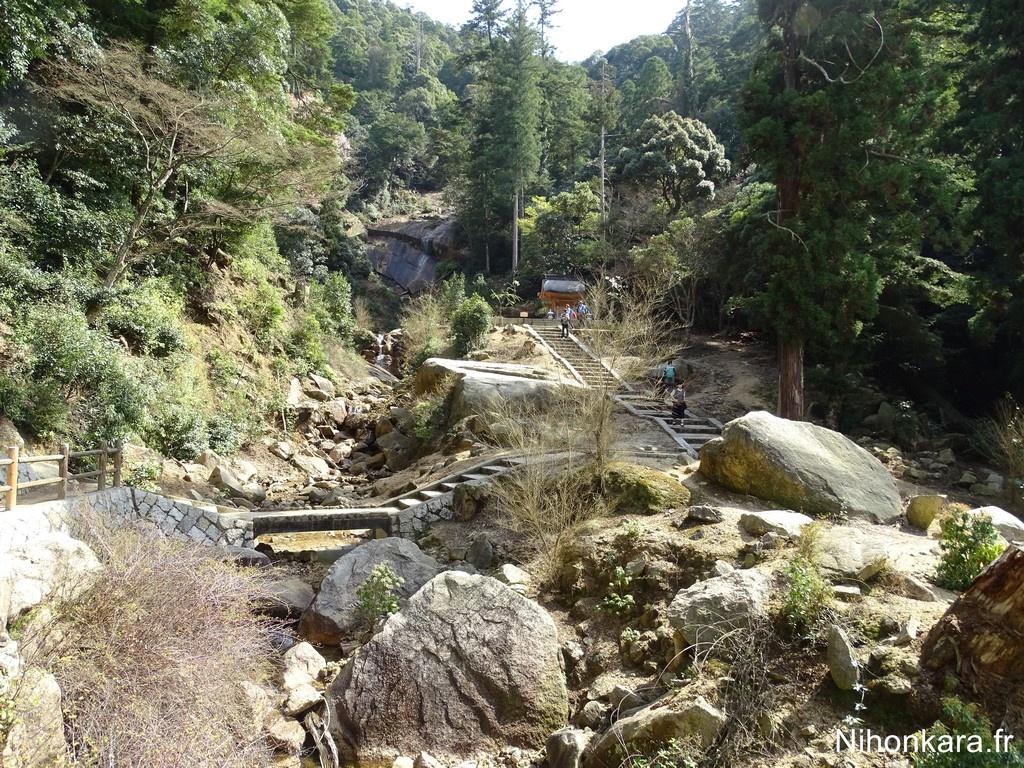 Ascension du mont Misen