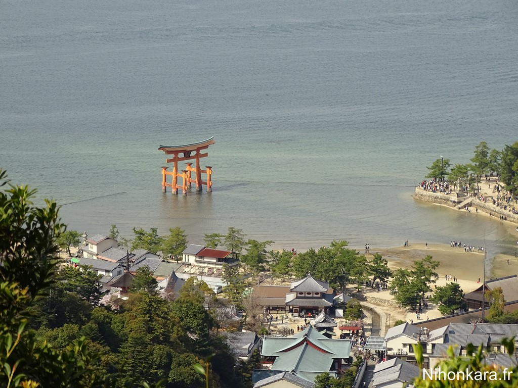 Miyajima | L'île des Hommes et des Dieux