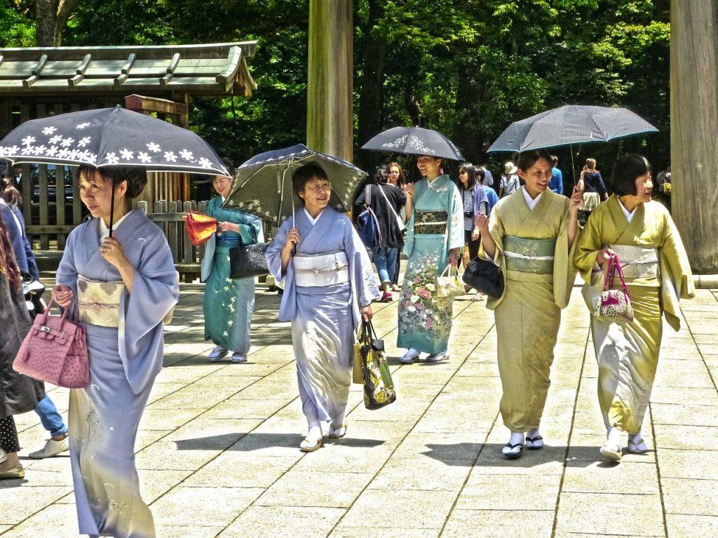 la japon est un pays moderne