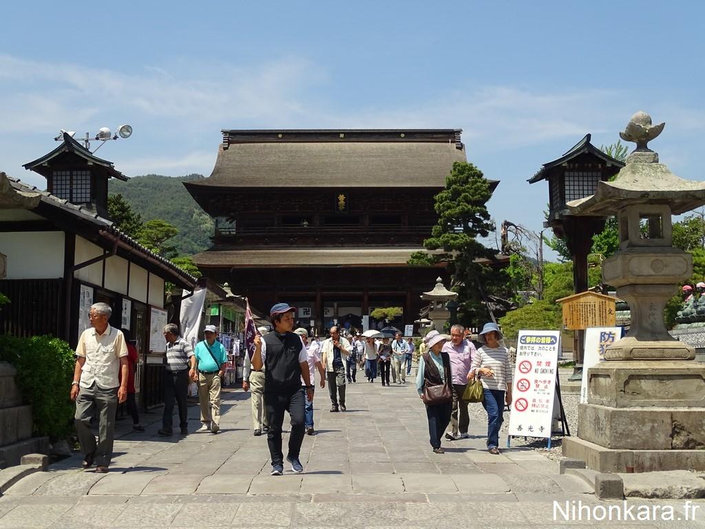 Guide à Nagano