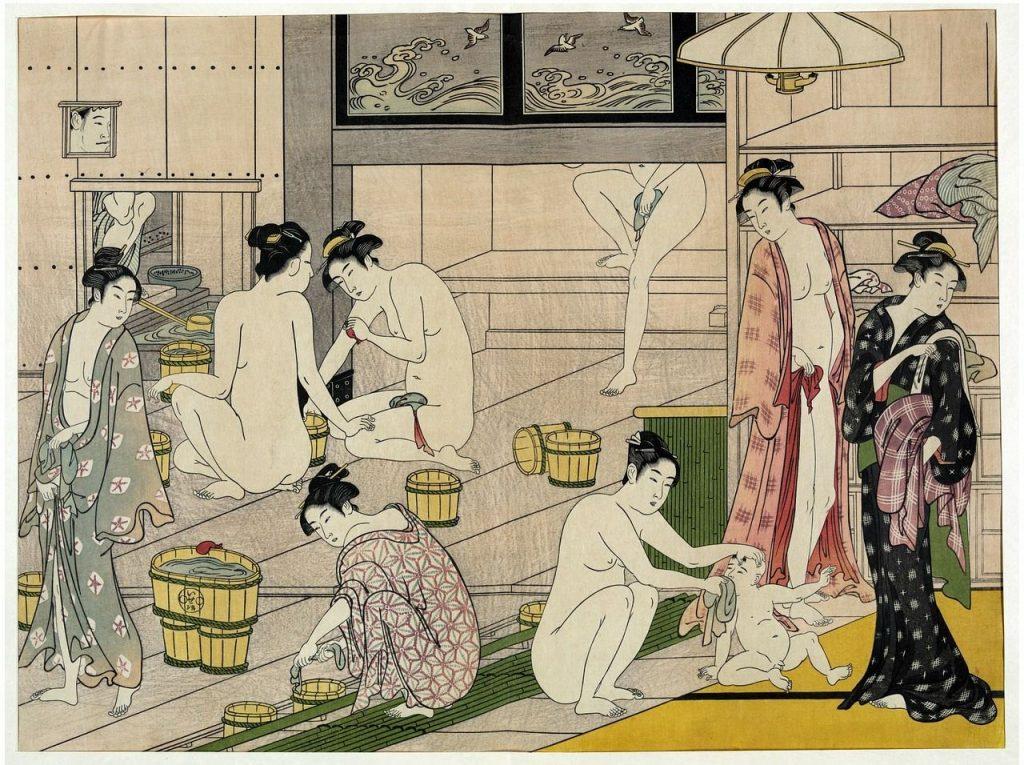 les règles du onsen