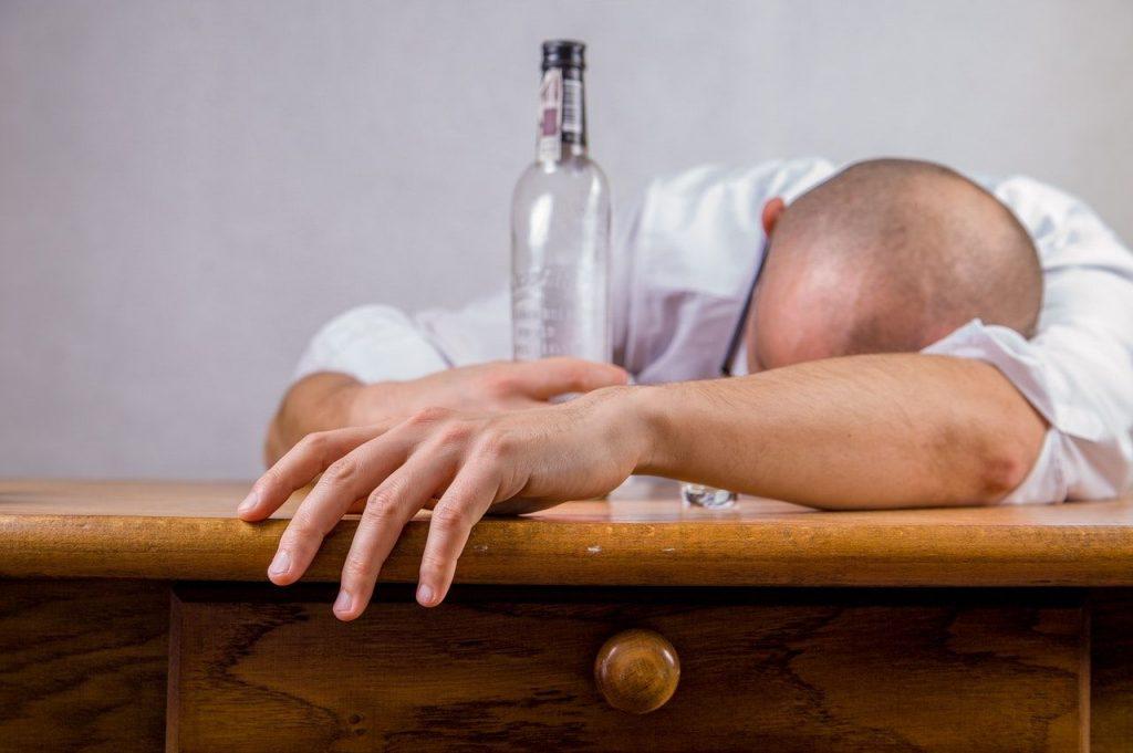 Les japonais et l'alcool