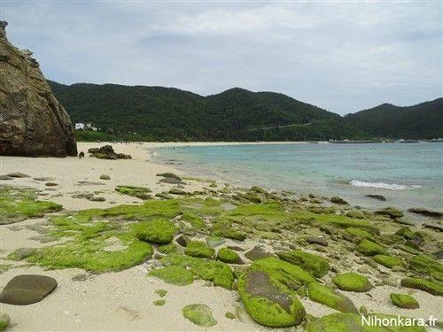 L'île d'Okinawa