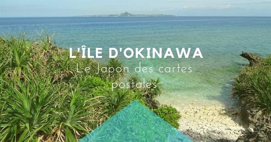 L'île d'Okinawa au Japon