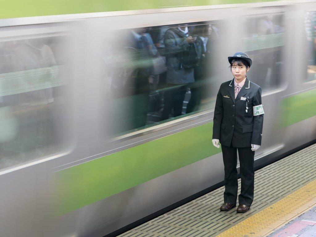 Le train Yamanote