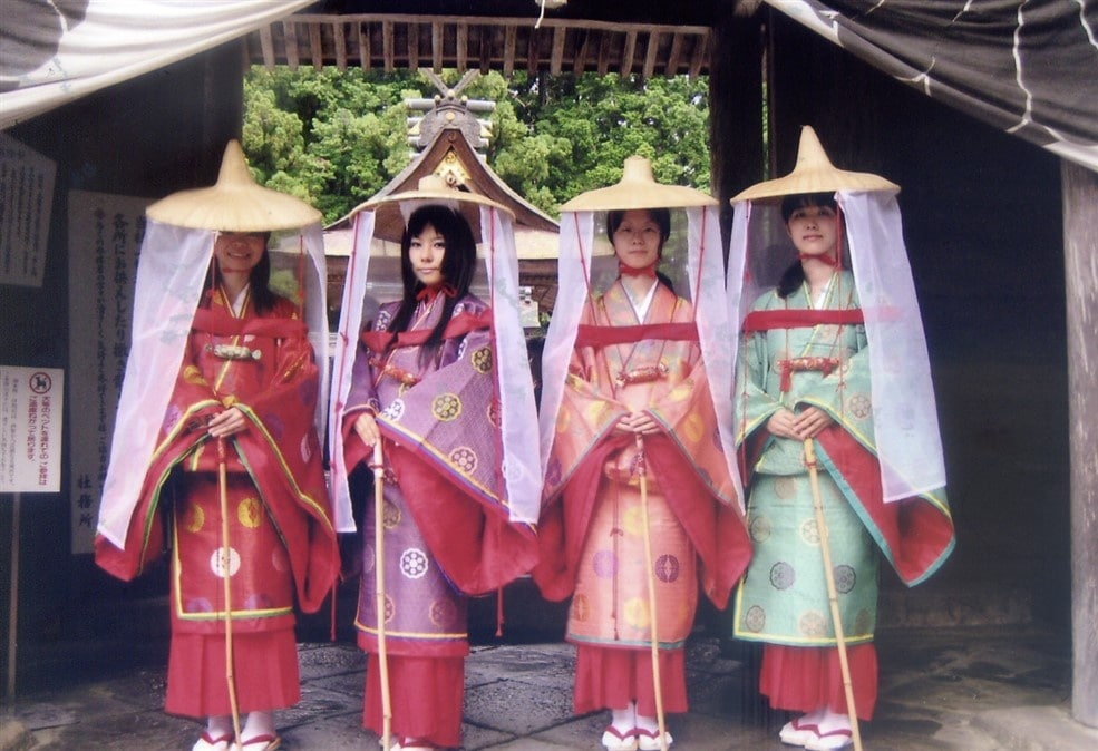 costume-traditionnel-kumano-kodo