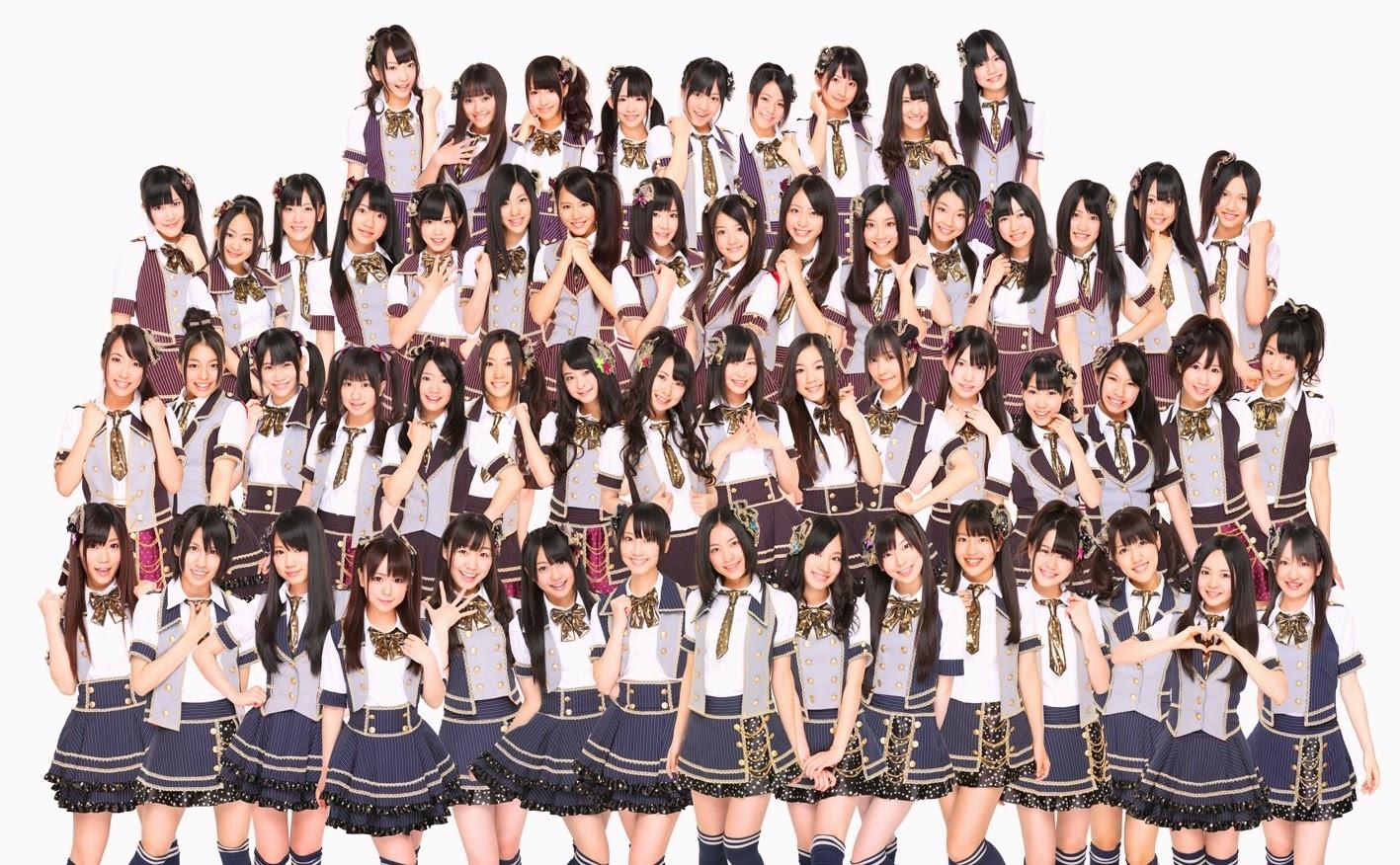 AKB48-musique-jpop-japon
