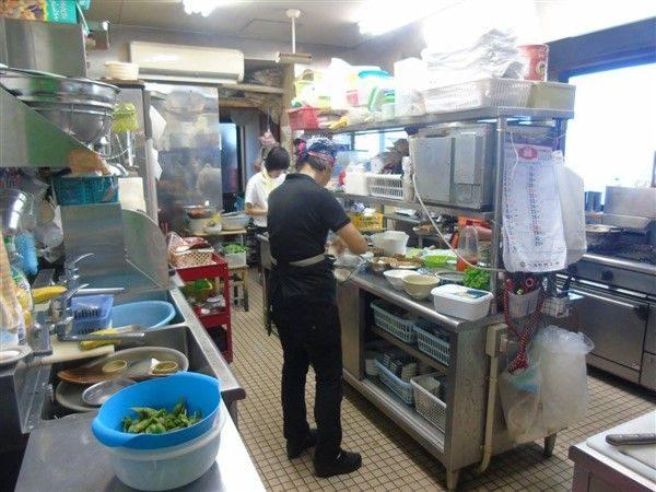 La cuisine du Ryokan