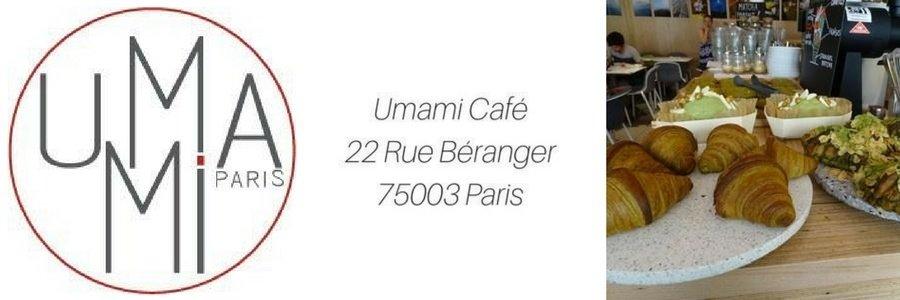 Umami Matcha café Paris
