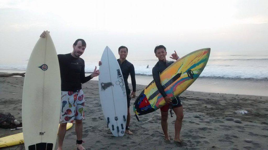 Surf à Kawaminami