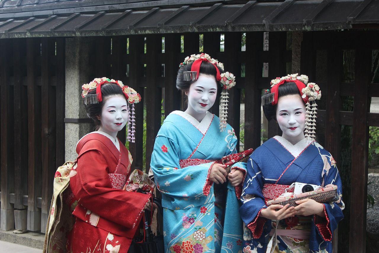 Qui sont les Geisha ?