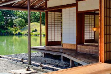la maison japonaise traditionnelle