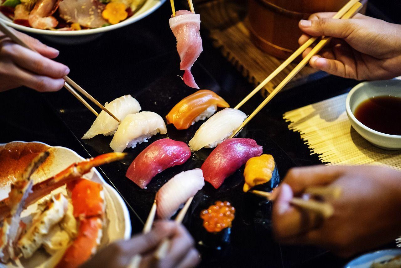 De la nourriture japonaise d'izakaya