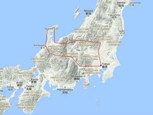 Airmototours au Japon