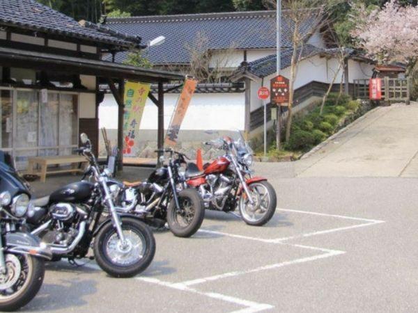 Voyage en moto au Japon