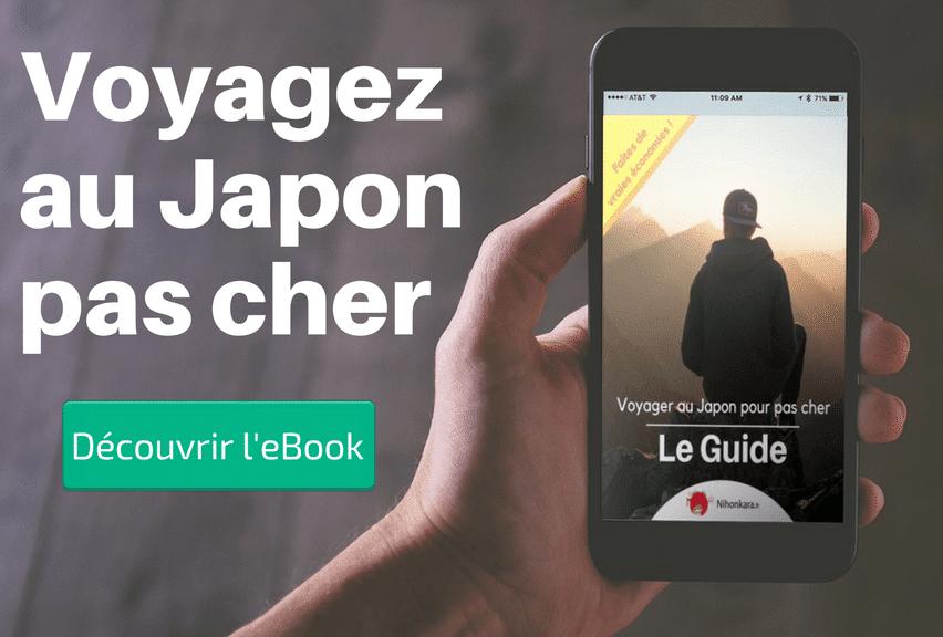 Voyager au Japon pas cher le guide
