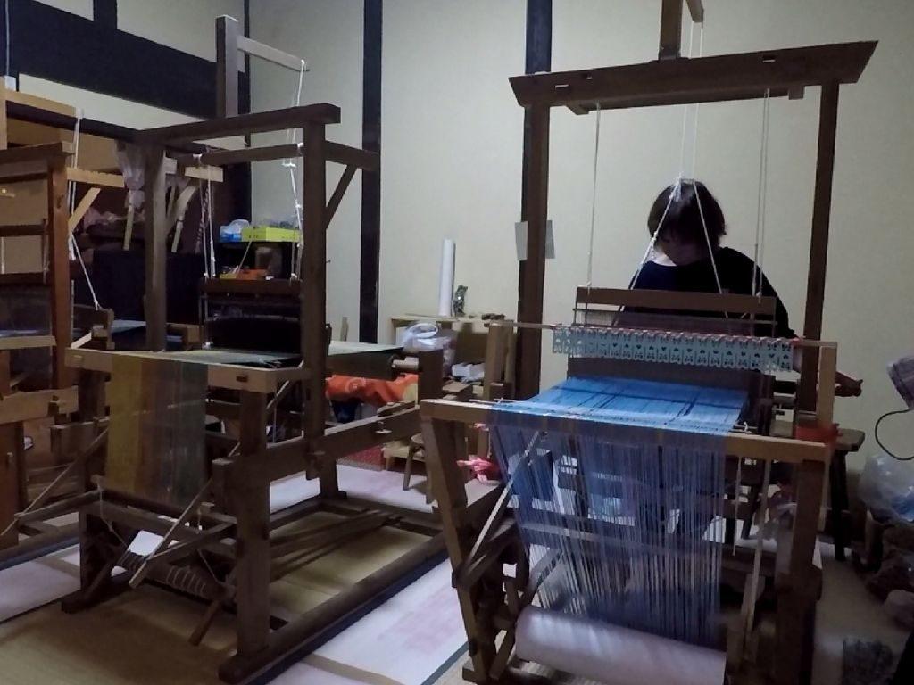 Un artisan japonais