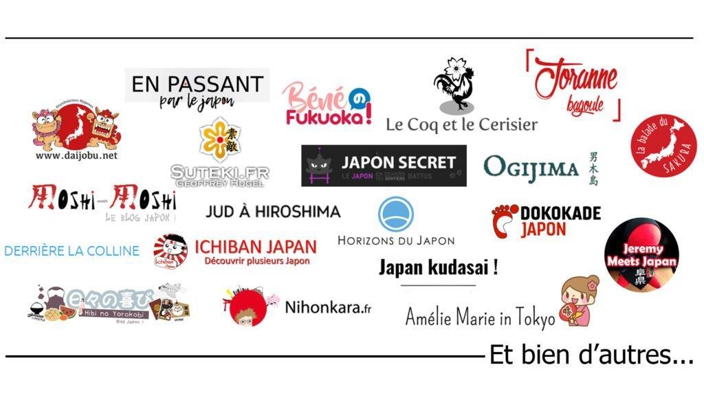 Les blogueurs Japon de Jipangu