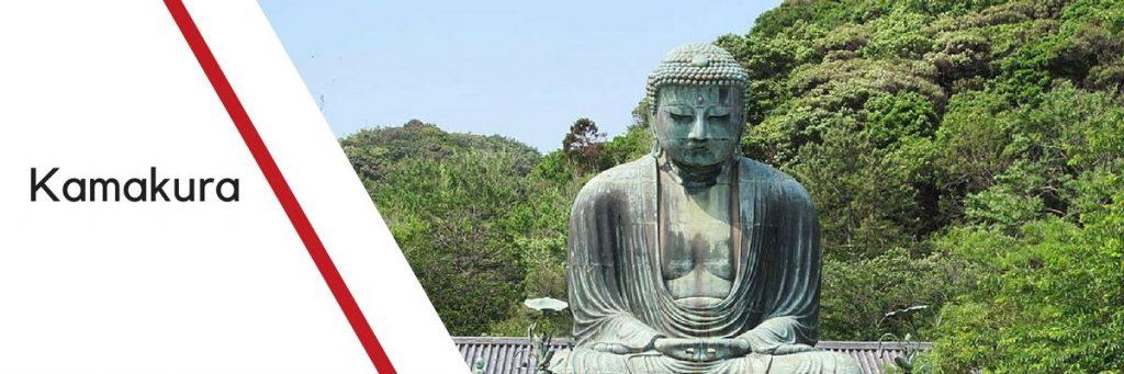 Itinéraire à Kamakura