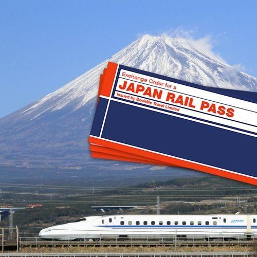 Le JR pass pour le Japon