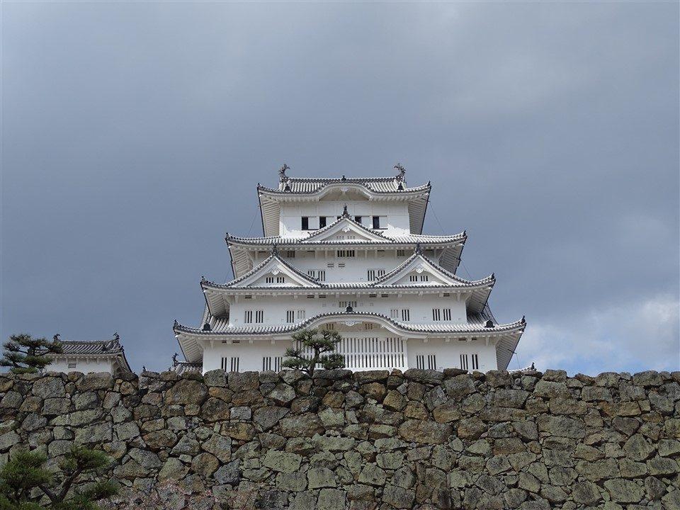 Le château du Héron blanc