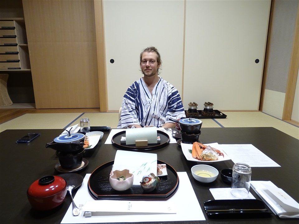 Le nishimuraya Honkan