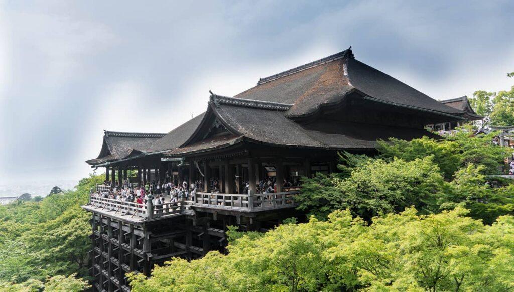 Le Kiyomizu-dera