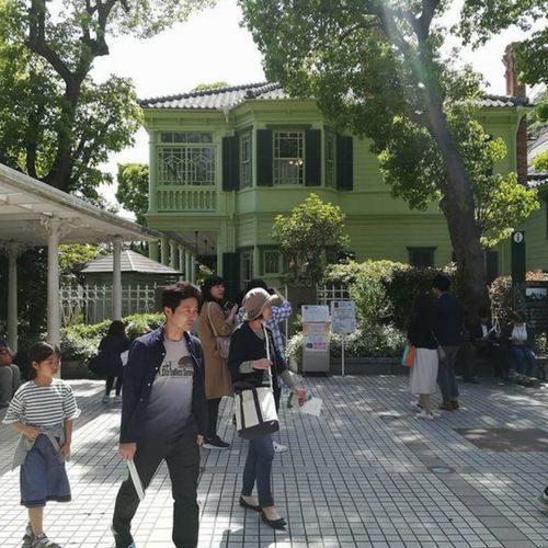 Le quartier de Kitano