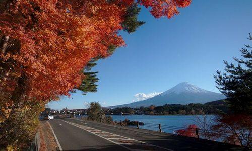 Des vacances au Fuji