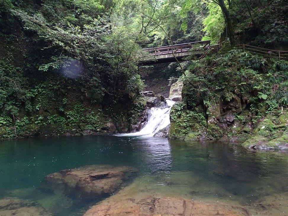 Les 48 cascades d'Uda