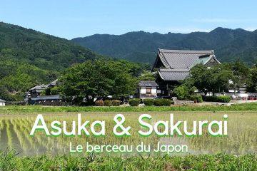 Asuka et Sakurai