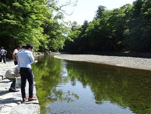 La sanctuaire d'Amaterasu