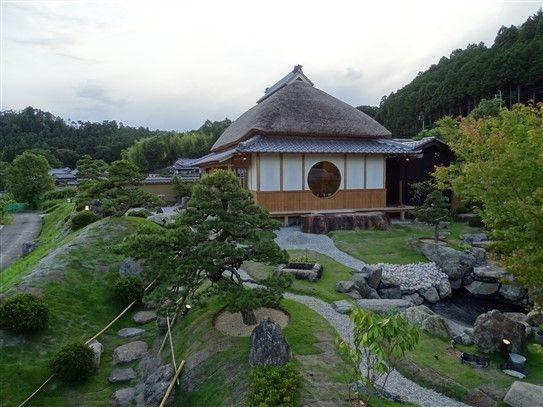 La villa d'Uda