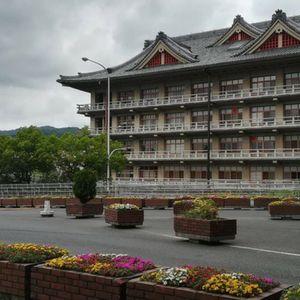 Tenri une ville japonaise