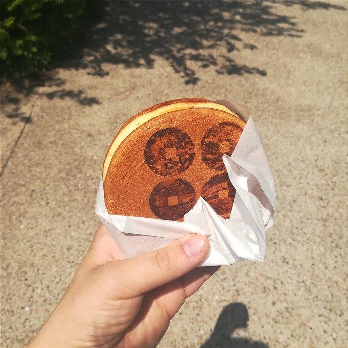 Le pancake du Samouraï