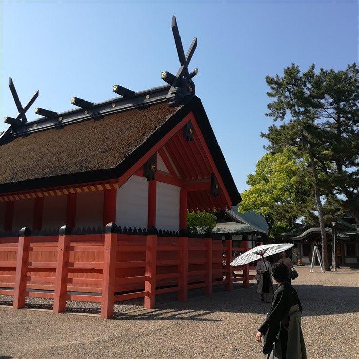 Le Sumiyoshi Taisha
