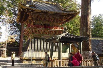 Nikko et le sanctuaire Toshogu