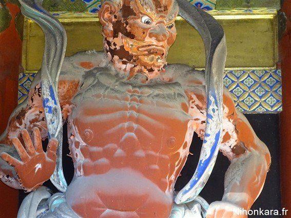 Un démon au Toshogu