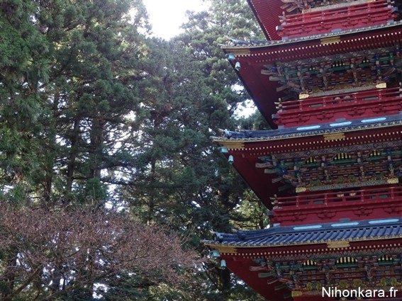 Le sanctuaire Toshogu