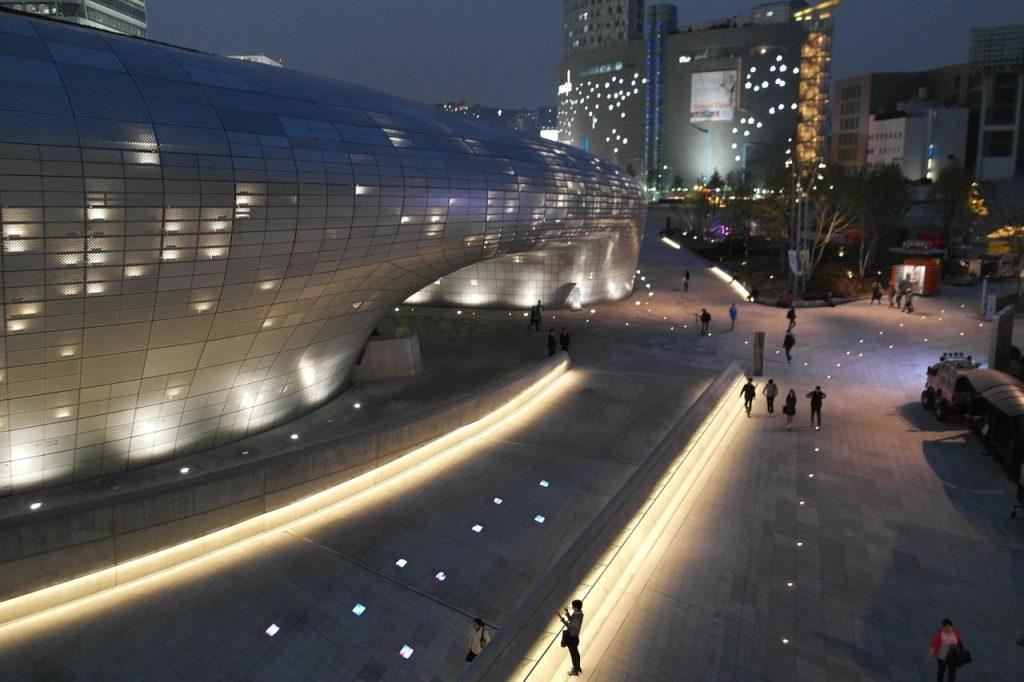 Le dongdaemun design plaza