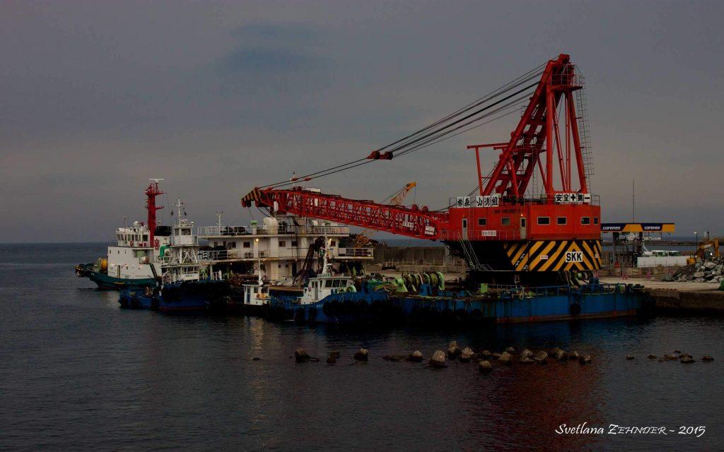 Le port de Yakushima