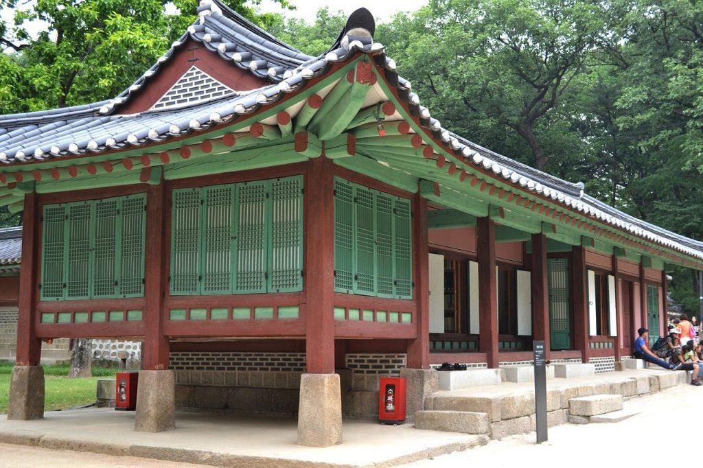 Le sanctuaire Jongmyo