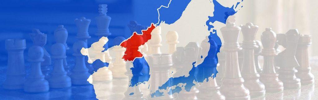 La division de la péninsule coréenne