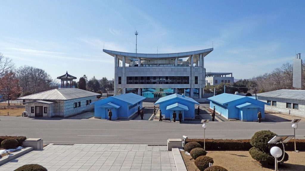 la joint security area