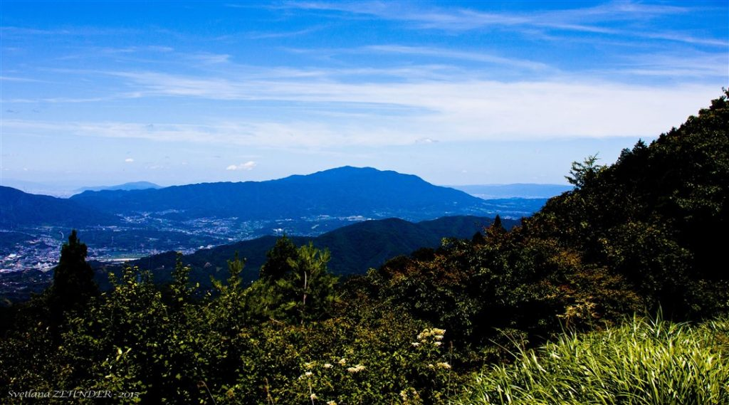 La montagne Koyasan