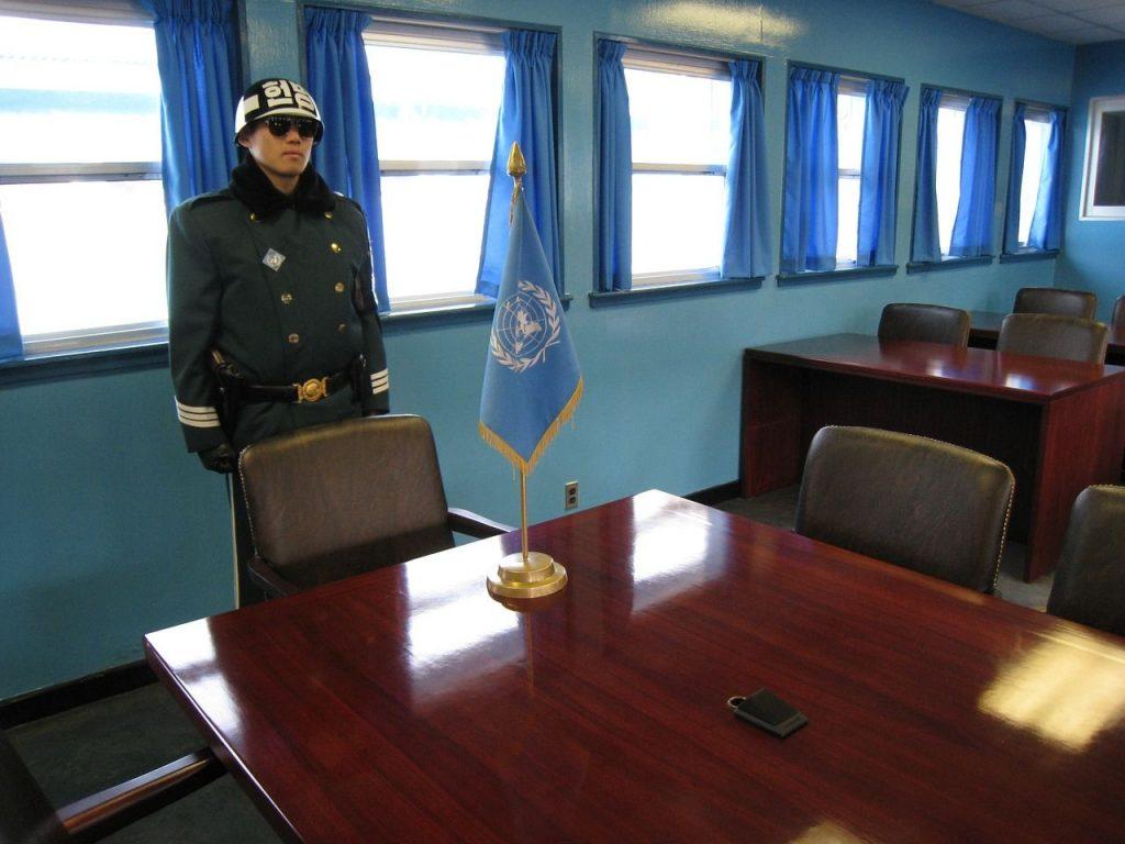 Visiter la DMZ de Corée