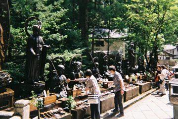 Visiter Koyasan au Japon